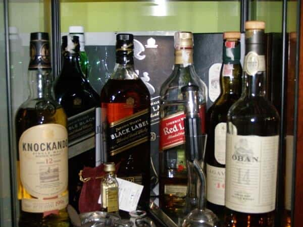 Mil Sabores Whiskey