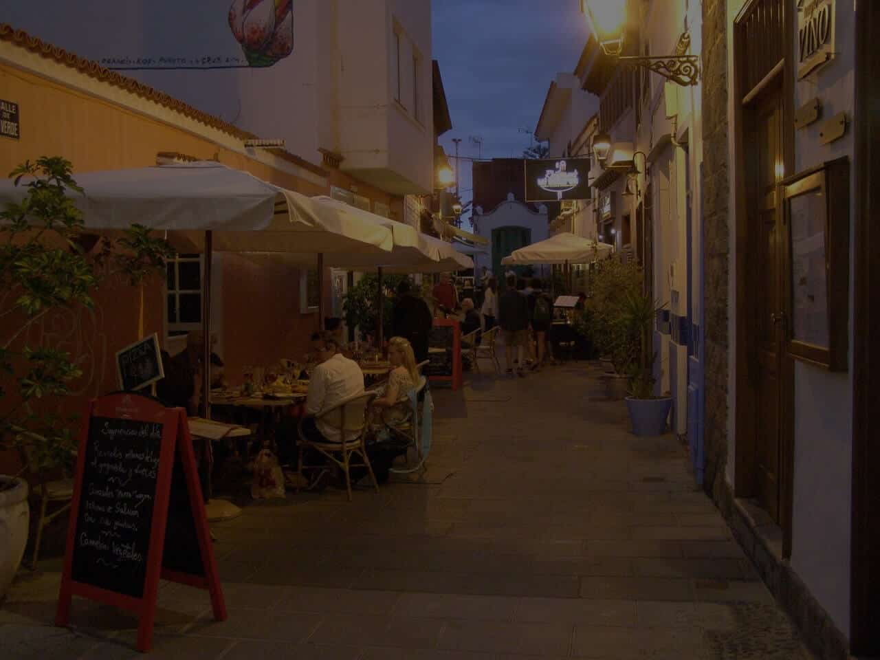 Restaurants - Puerto de la Cruz